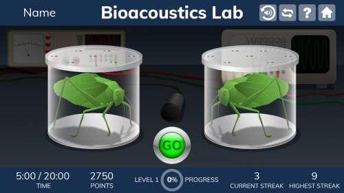 Fast ForWord Elements II Bioacoustics Lab
