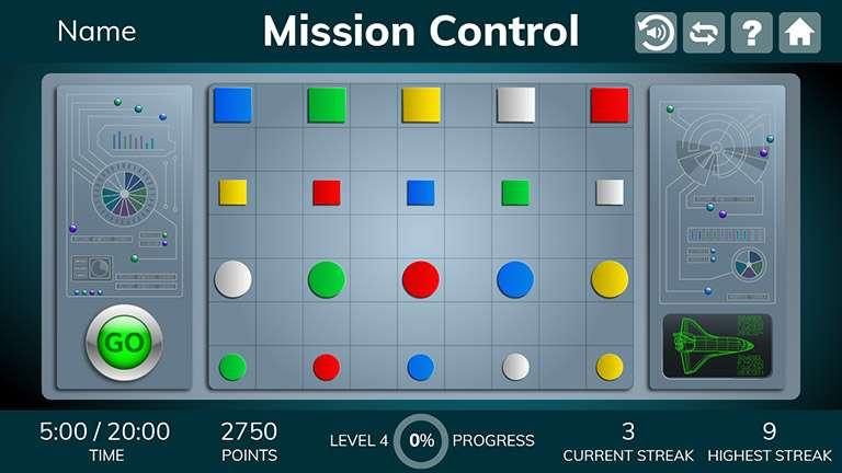 Elements II Mission Control